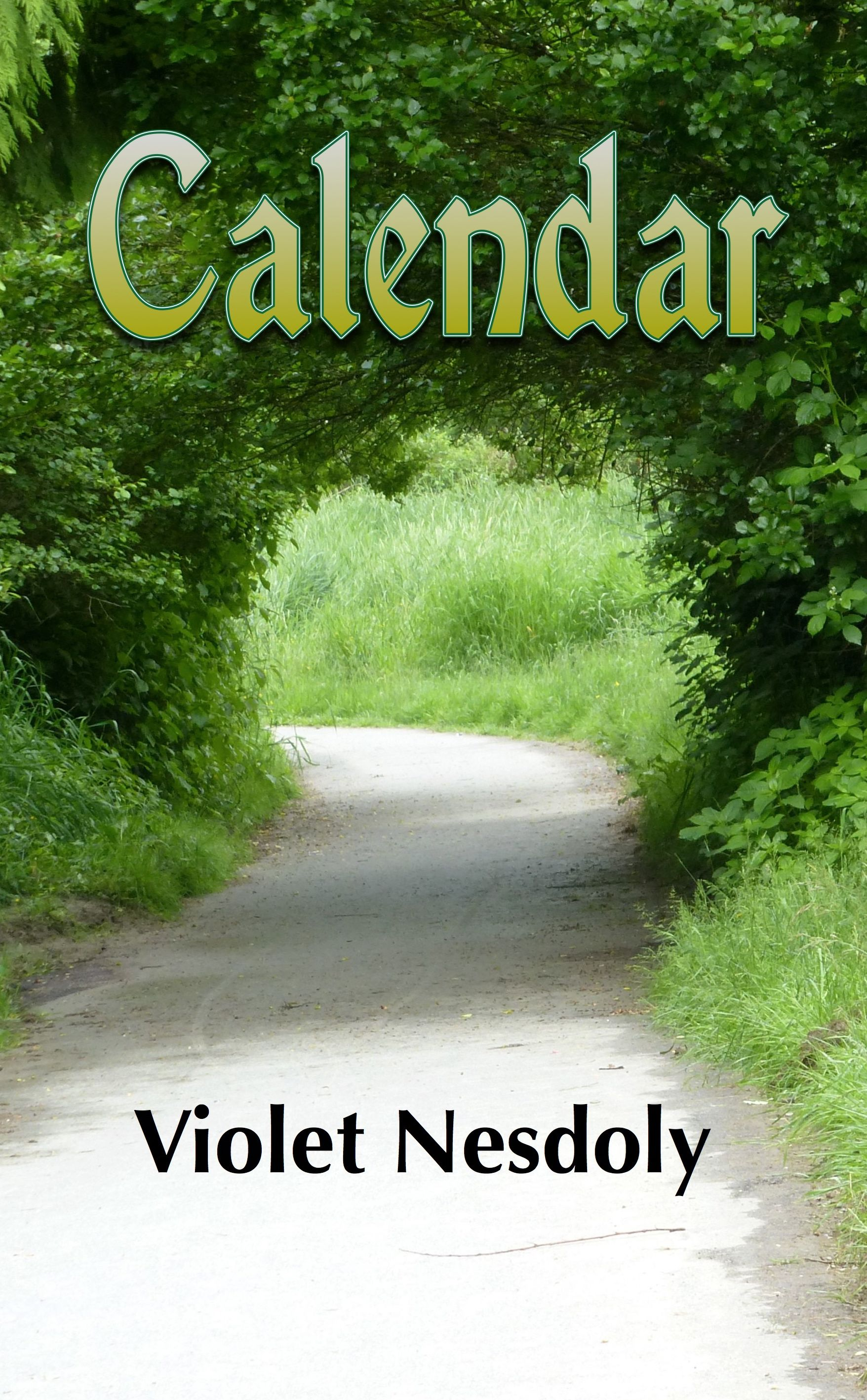 Calendar - ebook cover