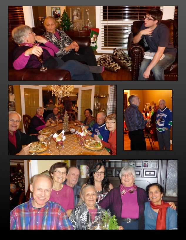 Photos from the PPS Christmas party 2013