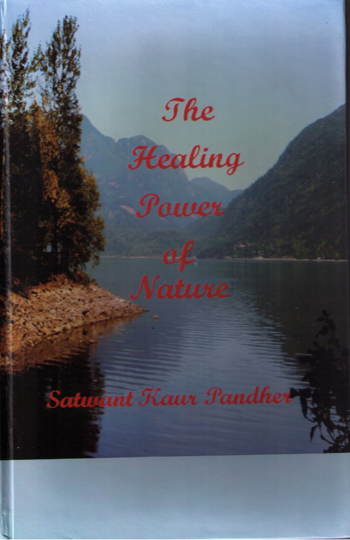 The Healing Power of Nature - cover image