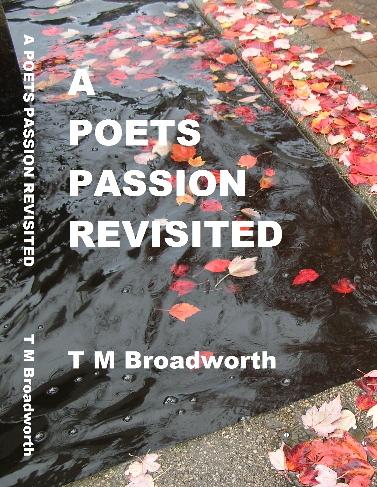 A Poets Passion Revisited by T M Broadworth